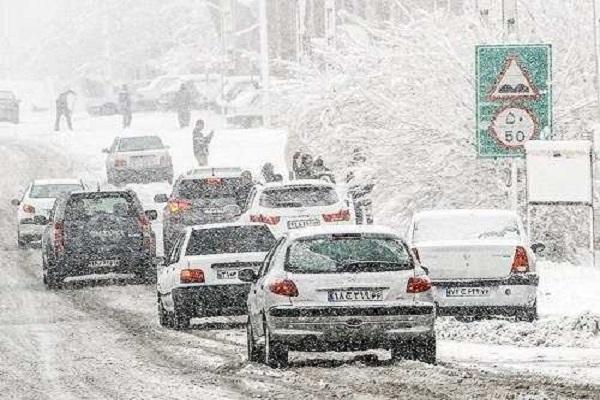 نکات مهم برای رانندگی در برف